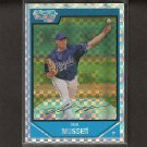 NEAL MUSSER - 2007 Bowman Chrome XFRACTOR Rookie - Royals