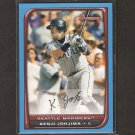 KENJI JOHJIMA - 2008 Bowman BLUE - Seattle Mariners