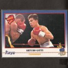 JOE GATTI - 1991 Kayo Boxing ROOKIE - Montreal, Canada