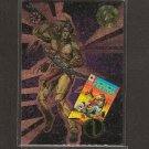 1993 Upper Deck Valiant - FIRST APPEARANCE: Turok Dinosaur Hunter