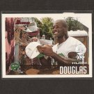HUGH DOUGLAS Rookie - 1995 Bowman 1st Round Draft - New York Jets