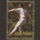 PAUL SHUEY - 1995 Bowman GOLD - Cleveland Indians