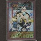 BILL RANFORD - 1996-97 Topps Finest REFRACTOR - Boston Bruins