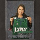 SVETLANA ABROSIMOVA - 2001-02 Ultra SP Rookie Card WNBA - UConn Huskies