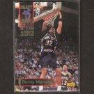 DONYELL MARSHALL Autograph RC - 1995-96 Signature Rookies - UConn