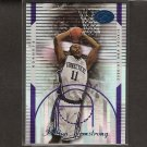HILTON ARMSTRONG 2006-07 Fleer EX - NBA ROOKIE - UConn Huskies