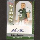 KELLEN CLEMENS - 2006 Bowman Autograph ROOKIE - Oregon Ducks & NY Jets