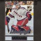 HENRIK LUNDQVIST 2005-06 Ultra SP Rookie - New York Rangers
