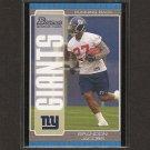 BRANDON JACOBS 2005 Bowman Rookie - NY Giants