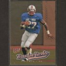 BRANDON JACOBS 2005 Ultra SP Rookie - NY Giants
