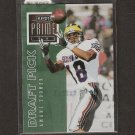 AMANI TOOMER 1996 Playoff Prime UNCOMMON Rookie - Michigan Wolverines & NY Giants
