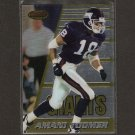 AMANI TOOMER 1996 Bowman's Best Rookie - NY Giants & Michigan Wolverines