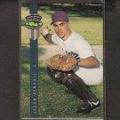 JASON KENDALL - 1992 Classic 4 Sport Rookie - Milwaukee Brewers