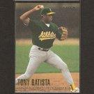 TONY BATISTA - 1996 Fleer Rookie Update
