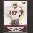 KENTWAN BALMER 2007 Playoff Absolute Memorabilia - Clemson & 49ers