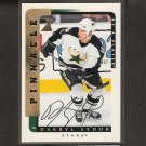 DARRYL SYDOR - 1996-97 Be A Player Autographed - St. Louis Blues