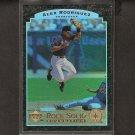 ALEX RODRIGUEZ - 1996 Upper Deck Rock Solid Foundations - NY Yankees