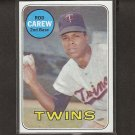 ROD CAREW - 1969 Topps NM - Twins & Angels
