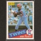 KIRBY PUCKETT 1985 O-Pee-Chee RC - Minnesota Twins
