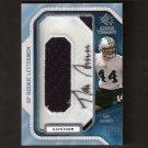 DAN CONNOR #24/42 - 2008 SP Rookie Threads LETTERMEN Autograph RC - Penn State
