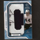 DAN CONNOR #17/42 - 2008 SP Rookie Threads LETTERMEN Autograph RC - Penn State