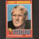 TERRY BRADSHAW 1971 Topps RC NM - Pittsburgh Steelers & Louisiana Tech