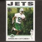 JERRICHO COTCHERY 2004 Topps Rookie - NC State & NY Jets