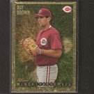 RAY BROWN - 1995 Bowman GOLD - Reds