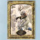 EDDIE GEORGE - 1997 Topps Autograph - Oilers, Titans & Ohio State Buckeyes