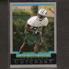 JERRICHO COTCHERY 2004 Bowman Rookie - NY Jets, Steelers & NC State