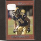 DREW BENNET 2007 Topps Copper - Rams & UCLA Bruins