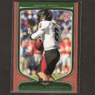 GRAHAM HARRELL 2009 Bowman Draft Bronze Rookie - Texas Tech Red Raiders