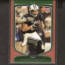 JAVON RINGER 2009 Bowman Draft Bronze Rookie - Michigan State Spartans & Tennessee Titans