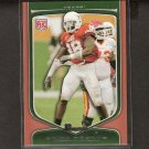 BRIAN ORAKPO 2009 Bowman Draft Bronze Rookie - Texas Longhorns & Washington Redskins