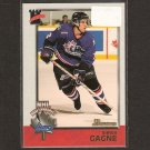 SIMON GAGNE 1998-99 Bowman CHL ROOKIE CARD - Philadelphia Flyers