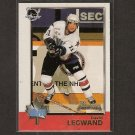 DAVID LEGWAND 1998-99 Bowman CHL ROOKIE CARD - Nashville Predators