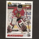 DOMINIK HASEK 1991-92 Upper Deck ROOKIE - Detroit Red Wings