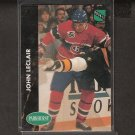 JOHN LeCLAIR 1991-92 Parkhurst ROOKIE - Flyers, Canadiens & Vermont Catamounts
