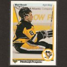 MARK RECCHI 1990-91 Upper Deck ROOKIE - Bruins, Penguins & Flyers