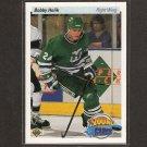 BOBBY HOLIK 1990-91 Upper Deck ROOKIE - Whalers, Devils, Rangers & Thrashers