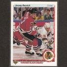 JEREMY ROENICK 1990-91 Upper Deck ROOKIE - Blackhawks, Coyotes, Flyers & Sharks