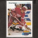 SERGEI FEDOROV 1990-91 Upper Deck ROOKIE - Red Wings, Ducks, Capitals & Blue Jackets
