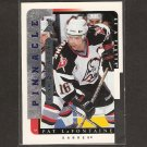 PAT LaFONTAINE - 1996-97 Be A Player DIE CUT - Islanders, Sabres, Rangers
