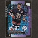 MARK MESSIER 2000-01 Upper  Deck e-Card - NY Rangers, Oilers
