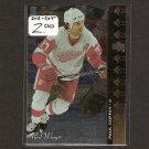 PAUL COFFEY 1994-95 SP Die Cut - Whalers, Penguins, Red Wings, Oilers
