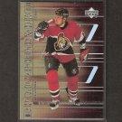 MARIAN HOSSA 2000-01 Upper Deck Fundamentals - Red Wings & Blackhawks