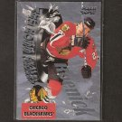 JEREMY ROENICK - 1996-97 Fleer Art Ross Trophy - Blackhawks, Coyotes, Flyers & Sharks