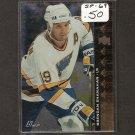 BRENDAN SHANAHAN 1994-95 SP - Red Wings, Rangers, Devils