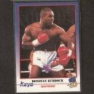 DONOVAN RUDDOCK - 1991 Kayo Boxing ROOKIE - North York, Canada