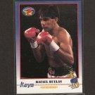 RAFAEL RUELAS - 1991 Kayo Boxing ROOKIE - Arleta, California